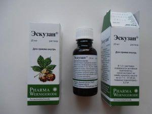 эскузан инструкция по применению цена таблетки отзывы img-1