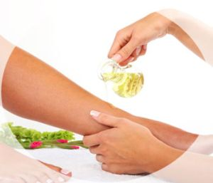 лечение купероза маслом