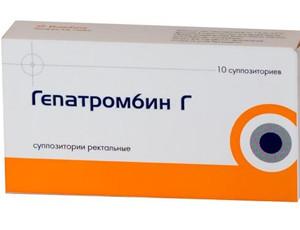 Гепатромбин Г