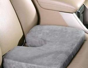 ортопедическая подушка при геморрое для водителей
