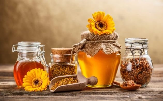 мед при геморрое
