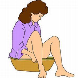 Сидячие ванночки