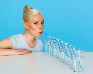 пить воду полезно