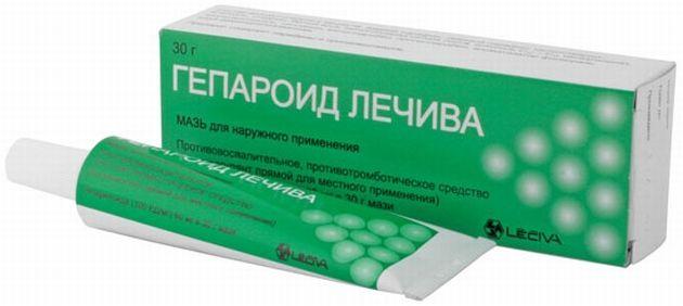 гепароид зентива инструкция