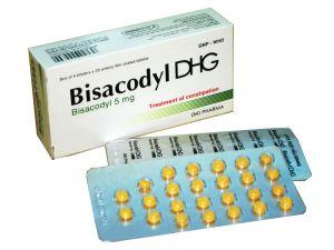 бисакодил