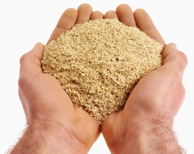 Пшеничные и ржаные отруби