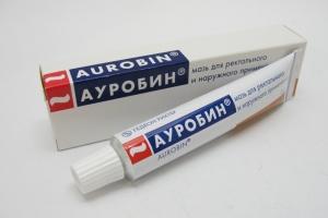 Ауробин мазь