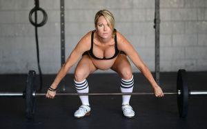 тяжелая атлетика