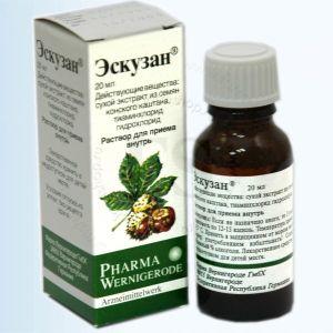 препарат Эскузан