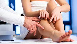 Симптомы заболевания флебопатия