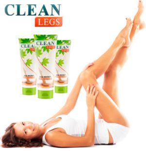 clean legs