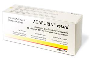 агапурин ретард