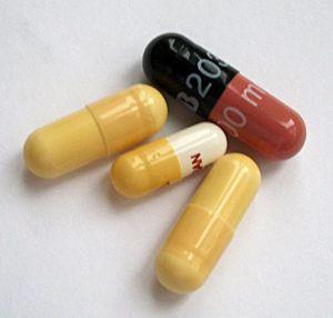 капсулы лекарства
