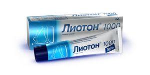 Лиотон гель