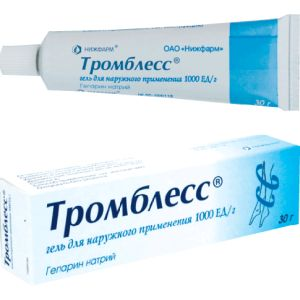 Лекарство тромблесс