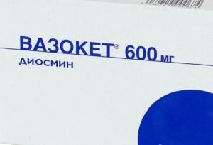 Вазокет 600