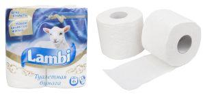 мягкая туалетная бумага