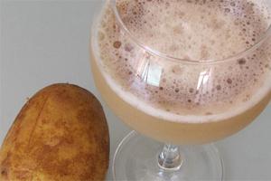 сок картофеля