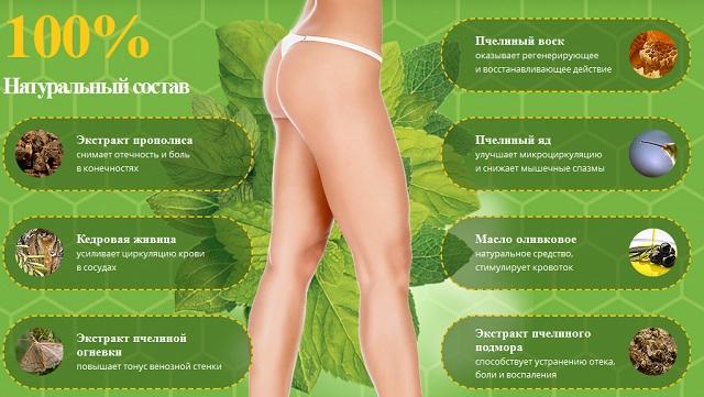 состав крема Здоров