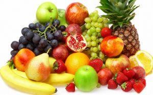 фрукты гранаты виноград