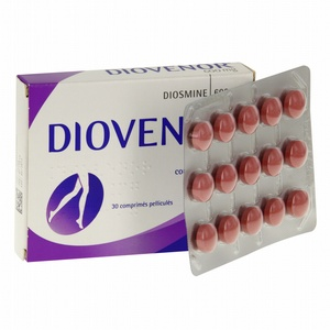 таблетки Диовенор