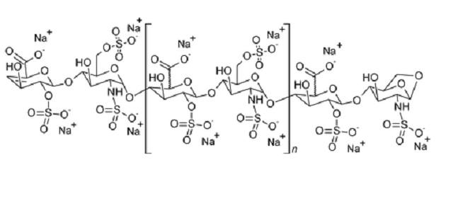 Эноксапарин натрия формула