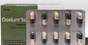 Капсулы препарата