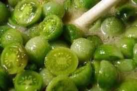 компресс из сока зеленого помидора