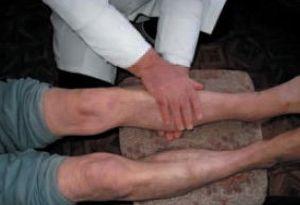 окклюзивный тромбоз ног
