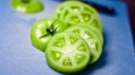 Зеленые помидоры в медицине