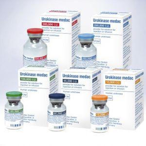 флаконы лекарства