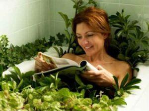 лечебная ванночка